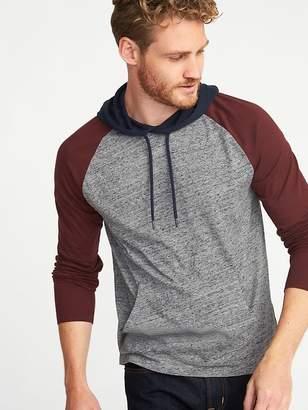 Old Navy Soft-Washed Color-Block Hoodie for Men