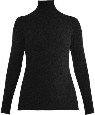 JOOSTRICOT Roll-neck stretch-knit sweater