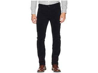 34 Heritage Courage Straight Leg in Black Cord