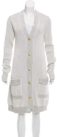 Maison Martin Margiela Heavy Button-Up Cardigan w/ Tags