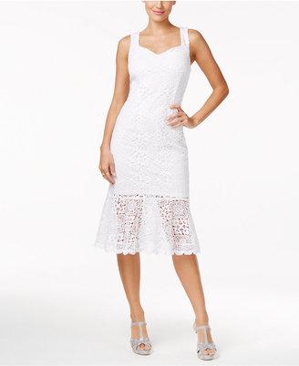 Thalia Sodi Lace Sheath Dress, Only at Macy's $129.50 thestylecure.com
