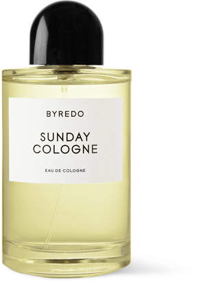 Byredo Sunday Cologne Eau de Cologne - Vetiver & Bergamot, 250ml