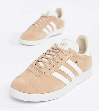 891c6c72d02 Pink Adidas Gazelle - ShopStyle UK