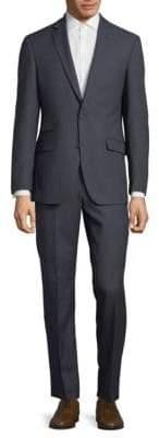 Ted Baker No Ordinary Joe Joey Slim Fit Wool Suit