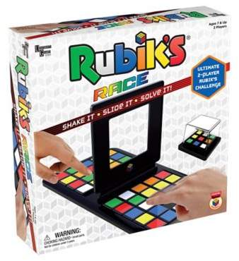 University Games Rubik's Race Board Game