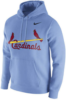 Nike Men's St. Louis Cardinals Franchise Hoodie