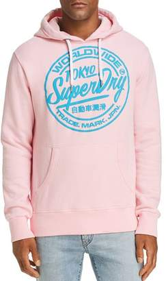 Superdry World Wide Ticket Type Hooded Sweatshirt