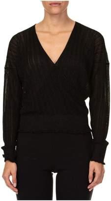 L'Autre Chose Lurex Sweater