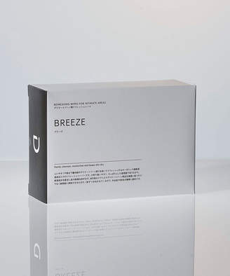 [DEXT(デクスト)] REFRESHING WIPES FOR INTIMATE AREAS BREEZE