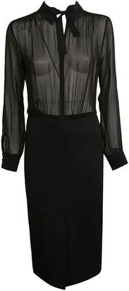 Max Mara Fitted Dress
