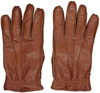 d2bccd4e2c15a Gloves Brown Men - ShopStyle UK