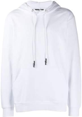 McQ swallow swarm hooded sweatshirt