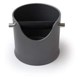 Crema Pro Knock Bin 110mm Black