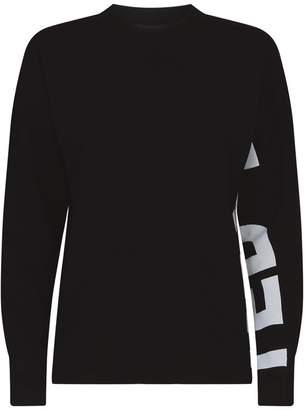 Ted Baker Keyzay Logo Sleeve Sweater