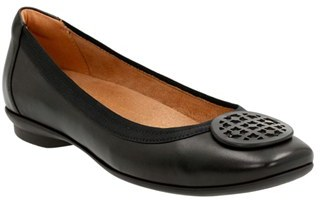 Women's Clarks 'Candra Blush' Flat $94.95 thestylecure.com