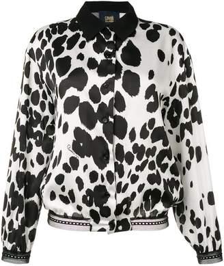 Class Roberto Cavalli leopard print shirt