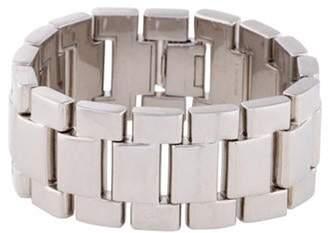Balenciaga Watch Bracelet Silver Watch Bracelet