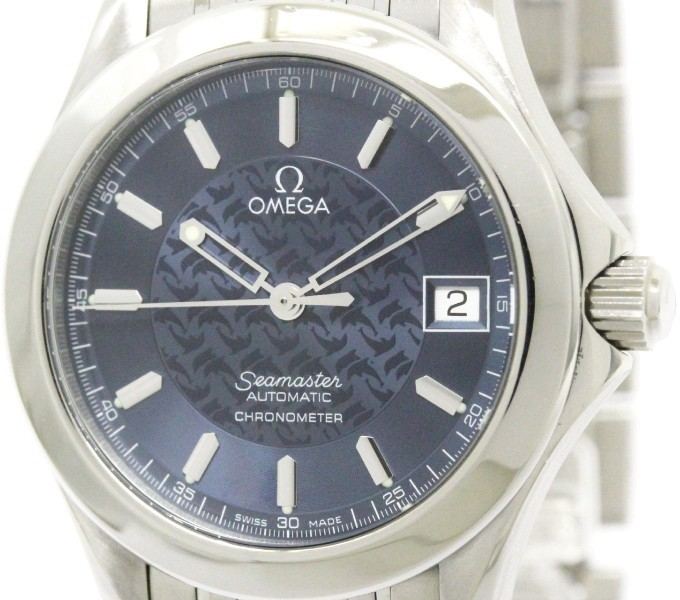 Omega Omega Seamaster 2506.80 Stainless Steel 36mm Mens Watch