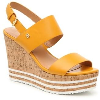 Tommy Hilfiger Briley Platform Wedge Sandal