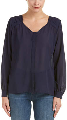 Collective Concepts Crepe Blouse
