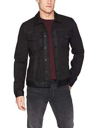 Paige Men's Scout Coated Denim Jacket