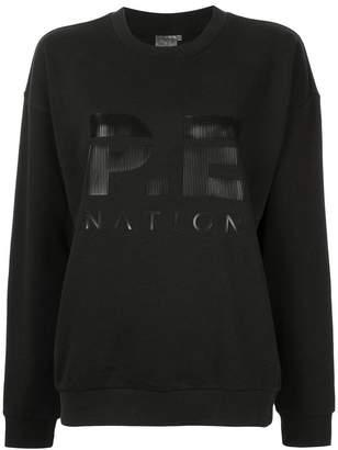 P.E Nation Driver sweatshirt