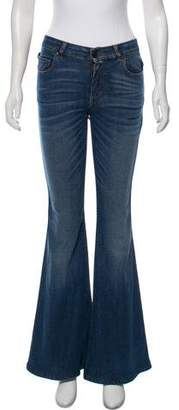 Tom Ford Flared Mid-Rise Jeans