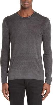 John Varvatos Silk & Cashmere Sweater