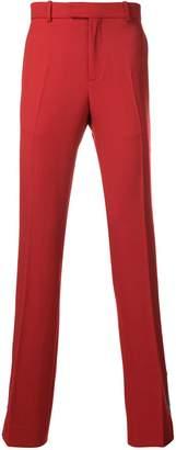 Calvin Klein slim-fit trousers