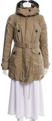Burberry Short Down Coat w/ Tags