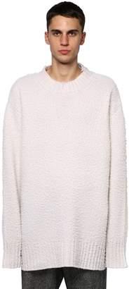 Maison Margiela Casentino Oversized Crewneck Sweater