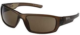 Santana Heron 103P Polarized Wrap Sunglasses
