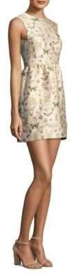RED Valentino Insect Mini Dress