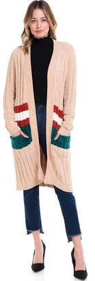 HYFVE Long Oversized Cardigan