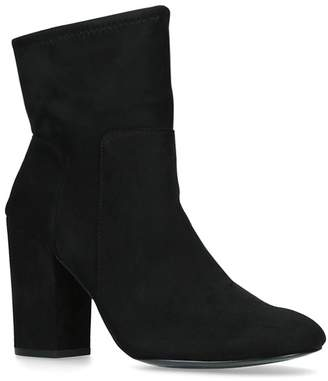 Nine West Black 'Corban' High Heel Ankle Boots