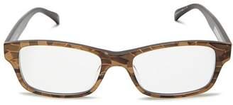 Corinne McCormack Jess Rectangle Reader Sunglasses, 52mm