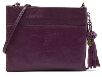 The Sak Tomboy Convertible Leather Clutch