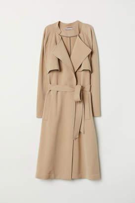 H&M H&M+ Soft Trenchcoat - Beige