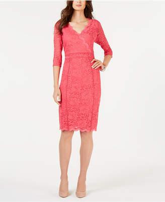 Alfani Lace Sheath Dress
