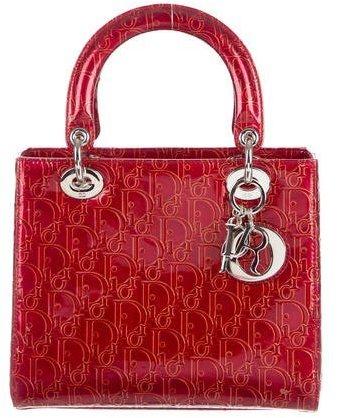Christian Dior Medium Diorissimo Lady Dior Bag