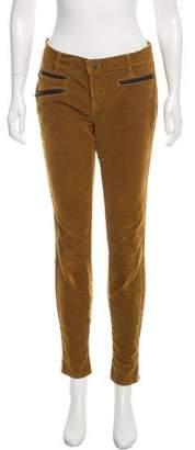 J Brand Skinny-Leg Corduroy Pants