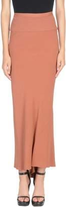 Rick Owens Long skirts - Item 35380328OS
