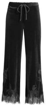 Natori Velvet Pants