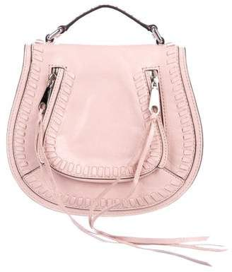 Rebecca Minkoff Small Vanity Saddle Crossbody Bag
