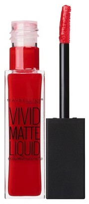 Maybelline® Color Sensational® Vivid Matte Liquid Lip Color $5.89 thestylecure.com