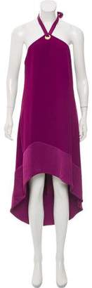 Trina Turk High-Low Midi Dress w/ Tags