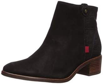Lenox Marc Joseph New York Womens Leather Made in Brazil Bootie Ankle Boot