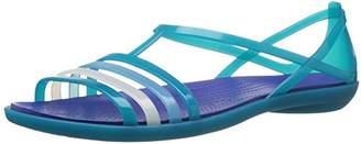 Crocs Women's Isabella W Flat Sandal