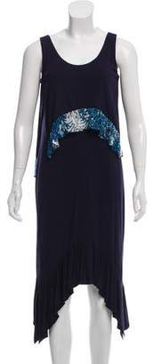Diane von Furstenberg Perri Sleeveless Dress w/ Tags