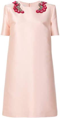 Stella McCartney beaded collar dress